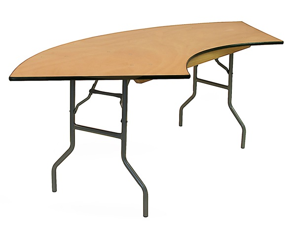 serpentine-wooden-folding-table